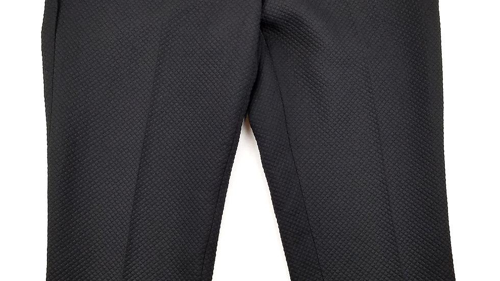 Loft black pants tuxedo style size 14