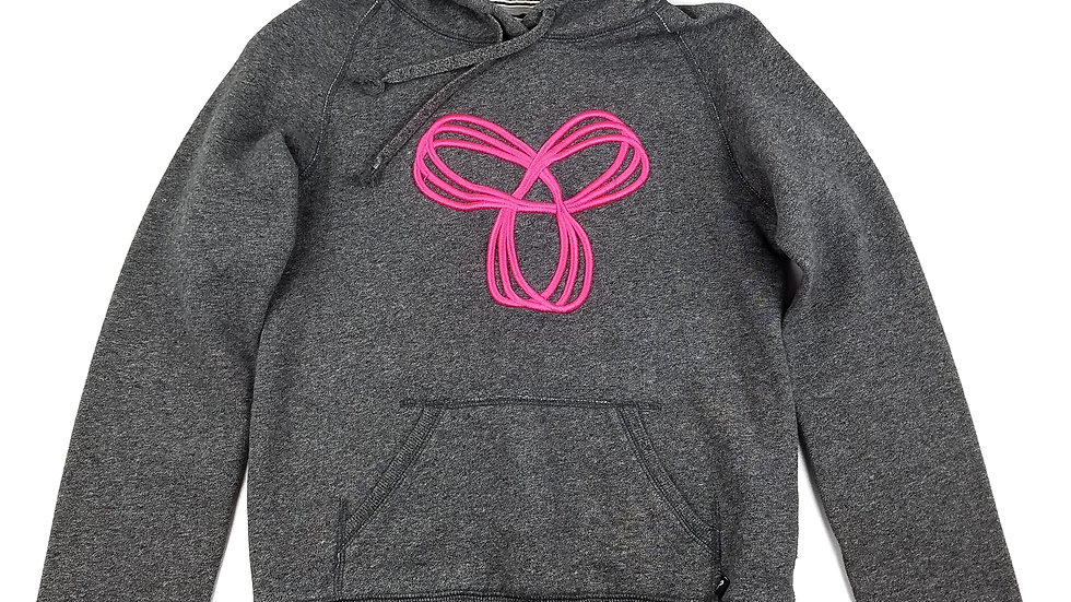 TNA grey hoodie size xxsmall