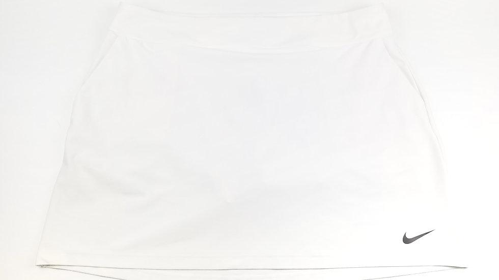 Nike white golf skort size XL
