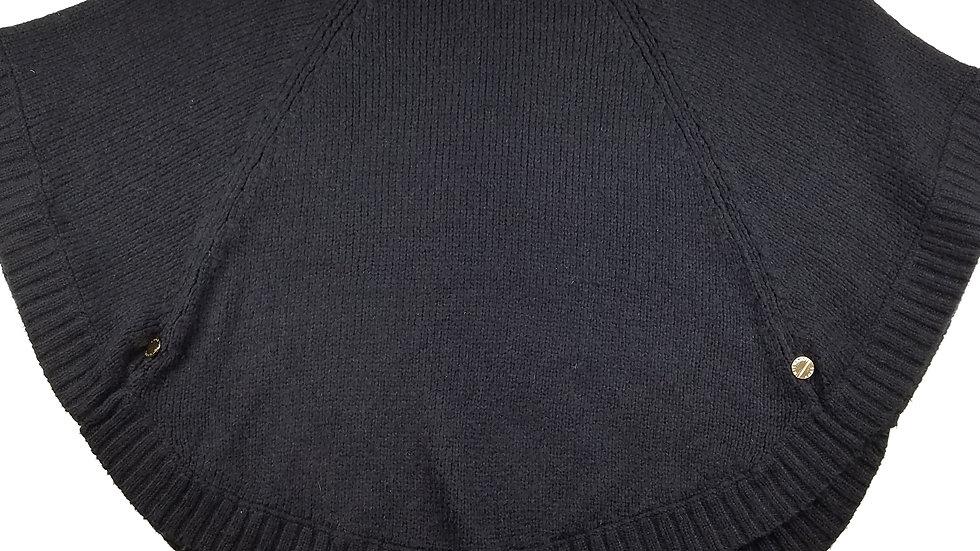 Michael Kors knit poncho size medium