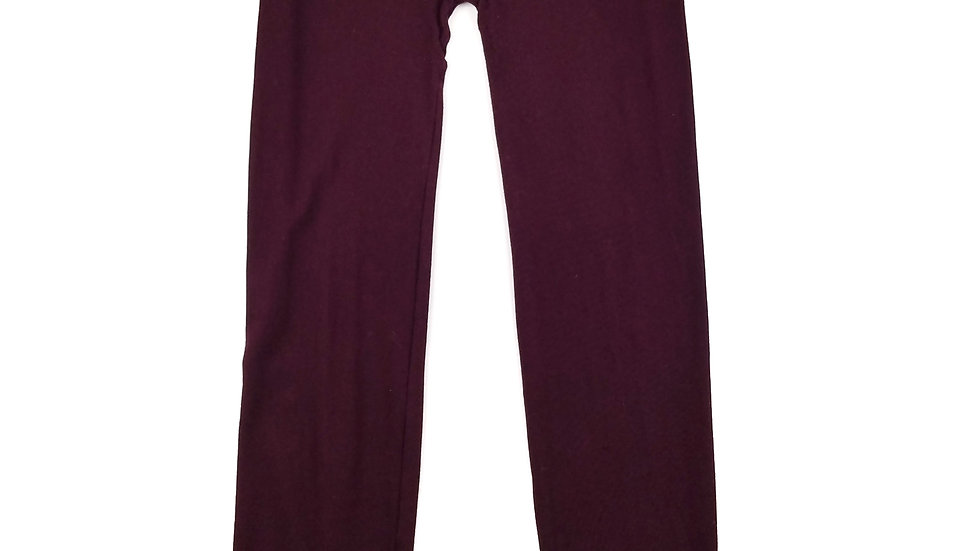 Orange burgundy legging size 1xlarge
