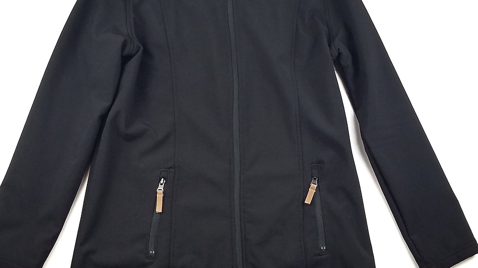 G21 black hooded jacket size small