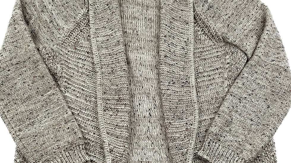 Denver Hayes beige cardigan size XL