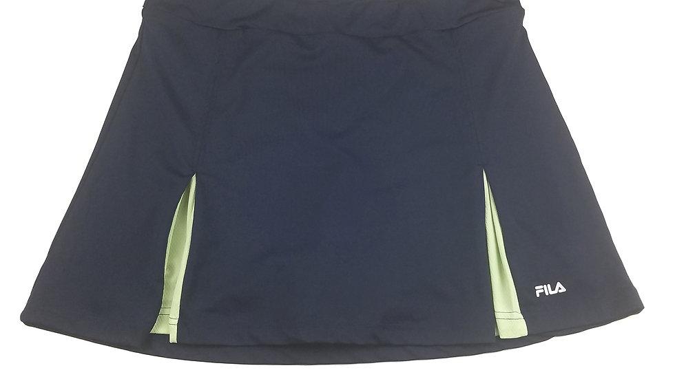 Fila navy golf skort size XL