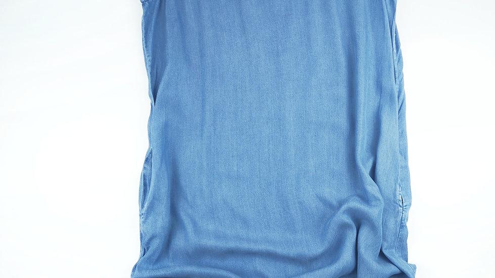 Dkr & co chambray dress size XL