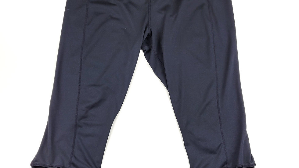 Joe Fresh capri leggings with knot details size XL