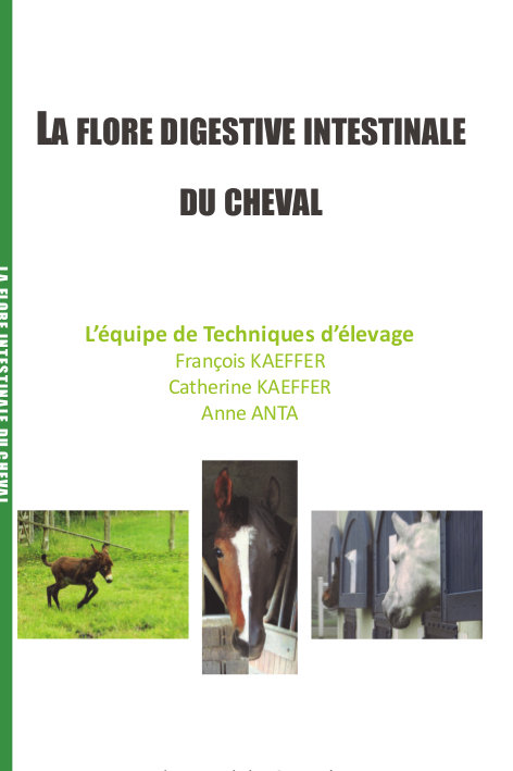La flore digestive intestinale du cheval