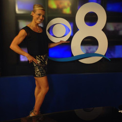 Facebook - Fun at the San Diego channel 8 station after a grrt fashion show at t