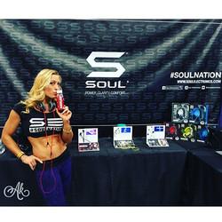 Soul Electronics - LA Fit Expo.