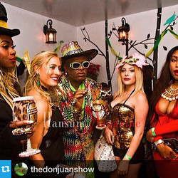 Facebook - Fun time being one of Bishop's #VIP guest at his #players #Masquerade