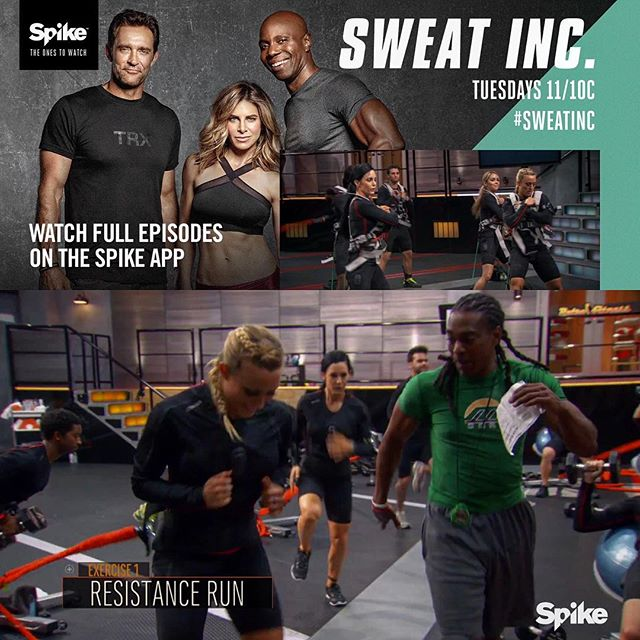 Sweat Inc - Spike TV