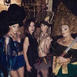 Facebook - Fierce #avantguard #Disney #princess #dolls: #Jasmine (#Aladdin), #Po