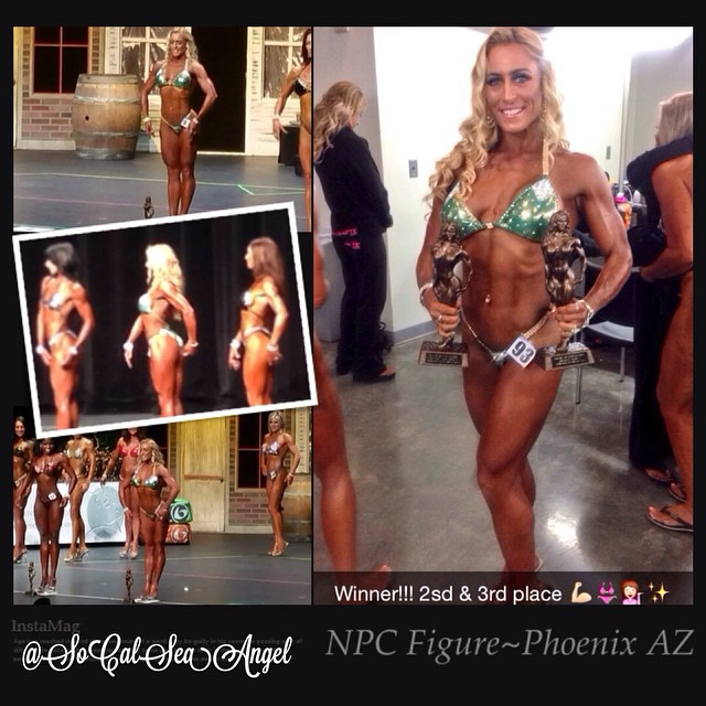 Facebook - What a rush winning again this weekend at myasthenia #NPCFigure  cont