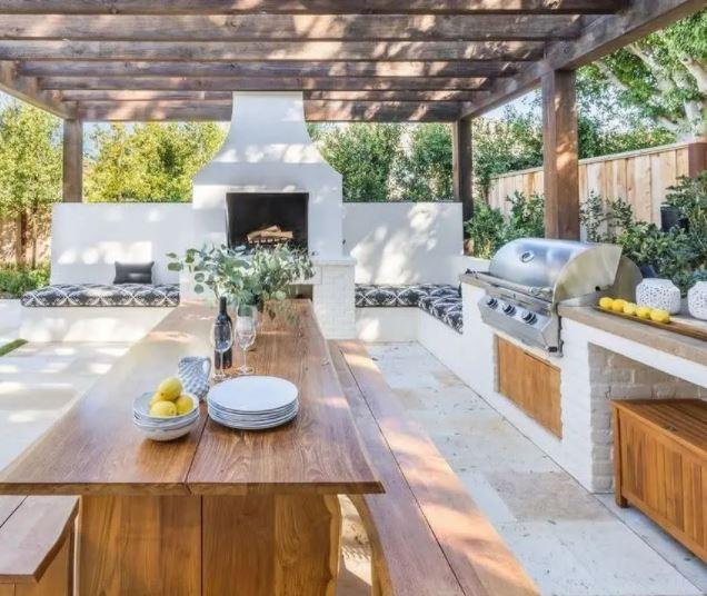 design trends, outdoor spaces, outdoor dining