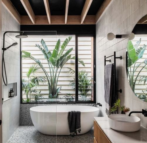 what are interior design trends, biophilic design, health and wellness