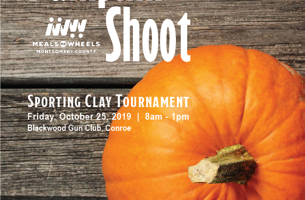 Texas Great Rate Insurance is a Sponsor for Meals on Wheels 2019 Pumpkin Shoot!