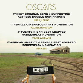 🤞#oscars #mudbound