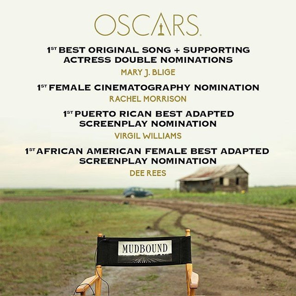 🤞#oscars #mudbound