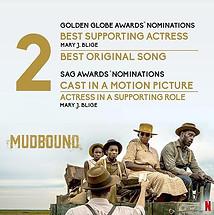 So proud of this film! #mudbound