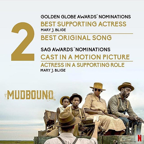 So proud of this film! #mudbound