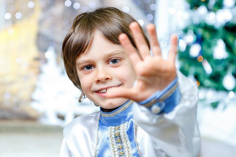 Рождественские праздники в детском саду