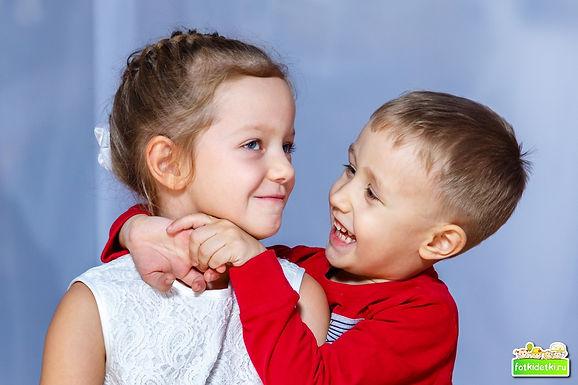 дружба детей, фотосъемка на дне рождения где фотографы Белгорода