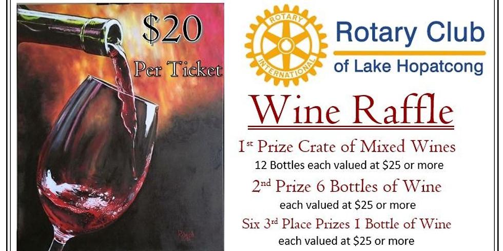 A Taste of Wine Charity Raffle