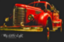 Firetruck Photography Mansfield Champagin Bloomington Peoria Illinois Photographer