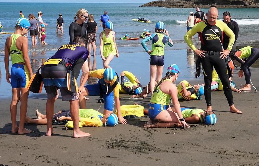 Waiheke Junior Surf Membership