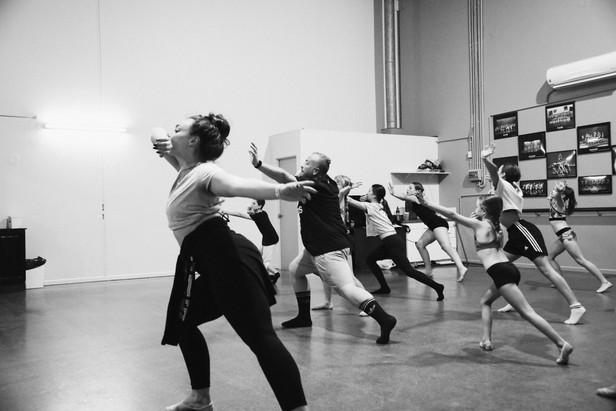 Dancers: Being a confident dancer