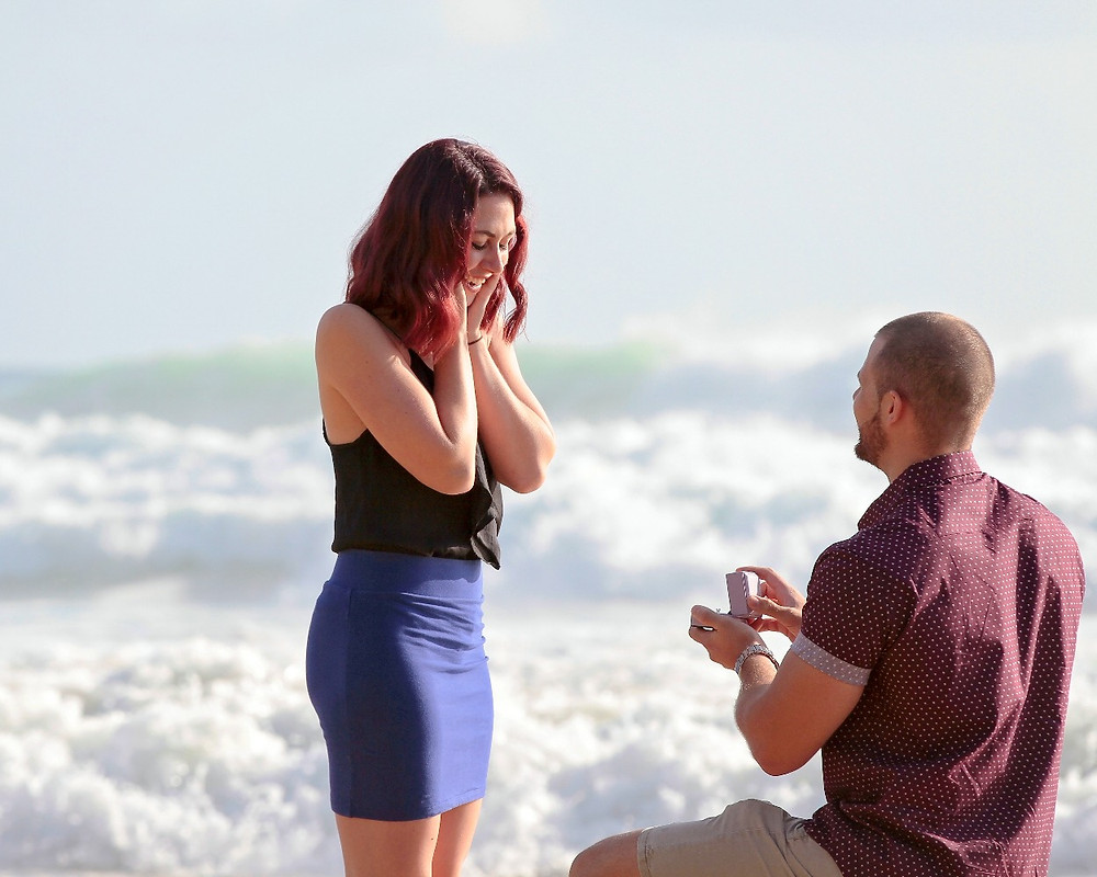 Jason & Allie Coolum proposal