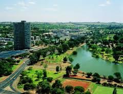 Waterfront area in Bloemfontein