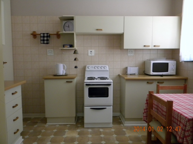 Kitchen in Flat2