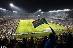 Vodacom rugby stadium