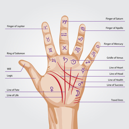 Certified Palmist | Master Level