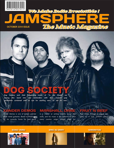 Jamsphere Cover