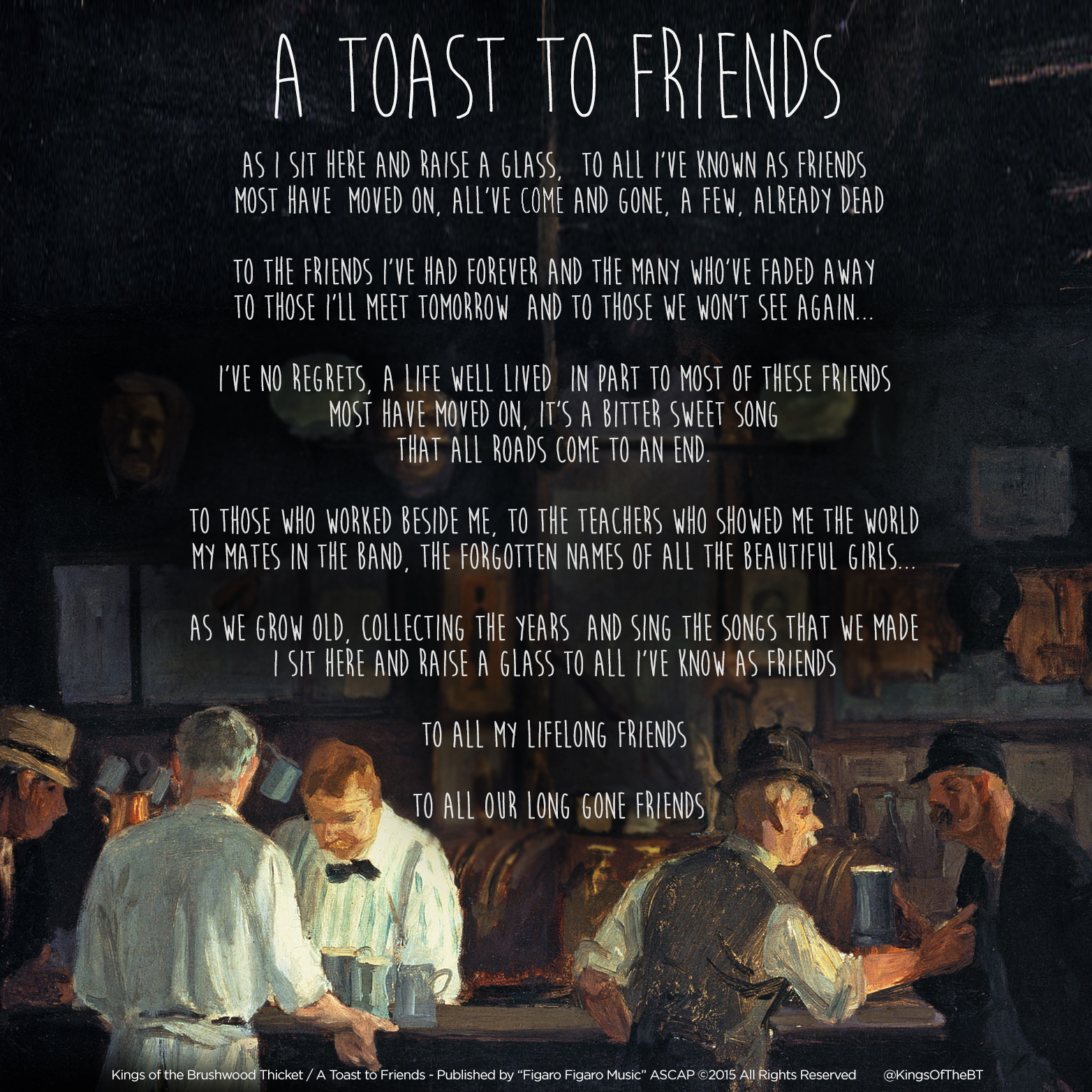 friends revised
