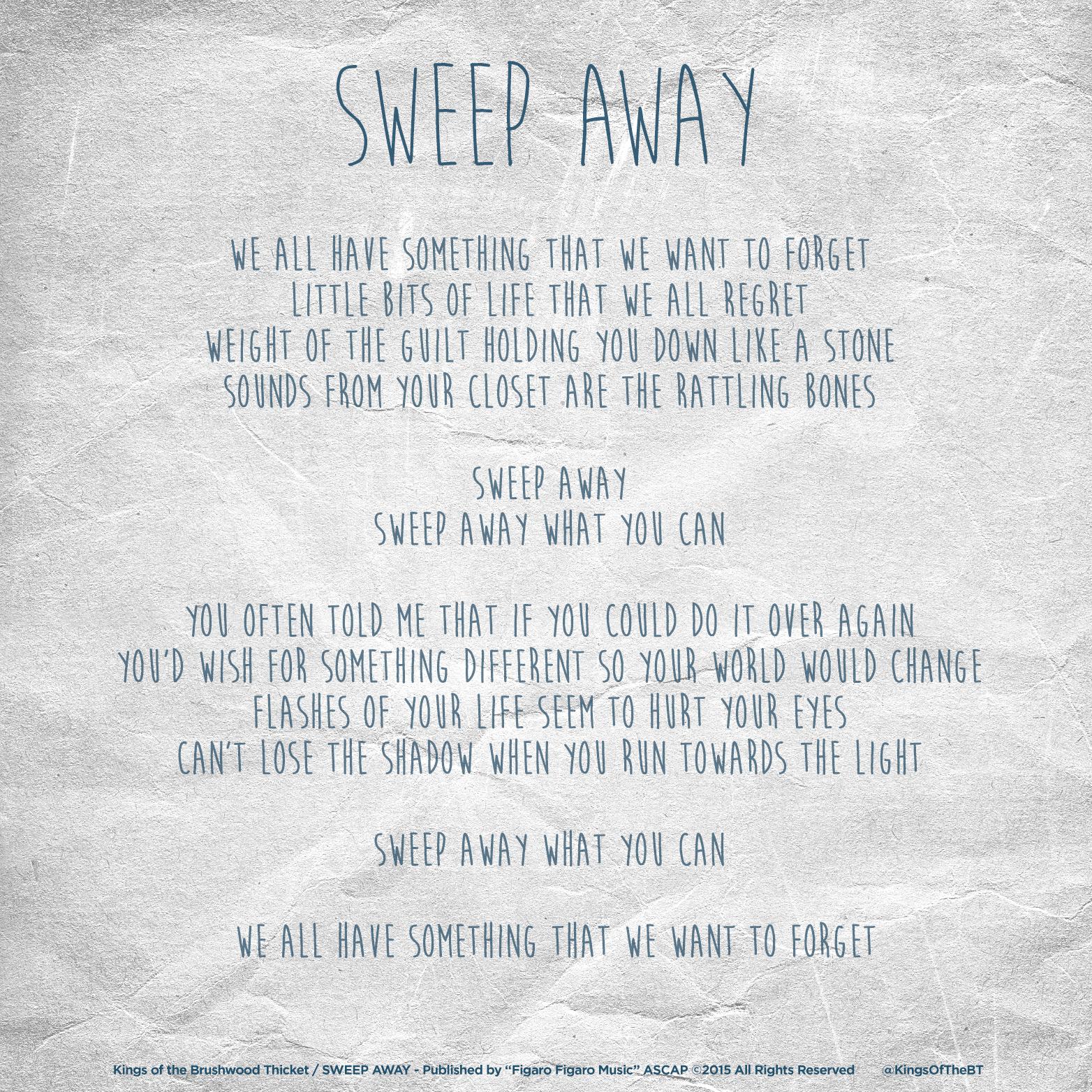 lyricsweep