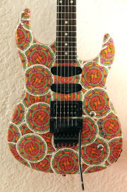 The Dog Society Guitar