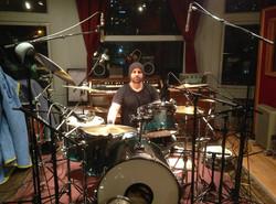Joey's set up