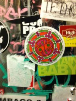 DS Sticker Love