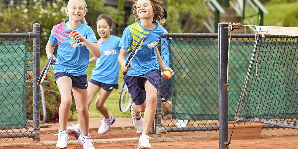 School Holidays Tennis Clinics June 28-July 8 2021