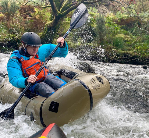 Whitewater Day - Afon Glaslyn River