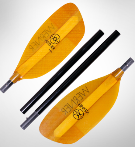 Packraft, Paddle, Werner, White water
