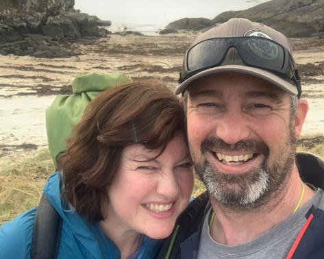 Packraft Adventure Marianne & Jason