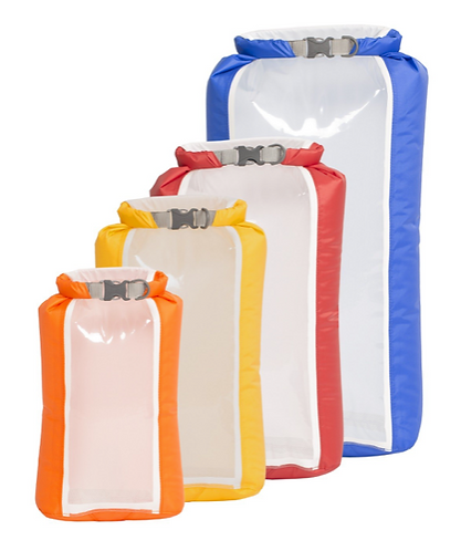 EXPED UL Window Dry Bags (4 Pack)