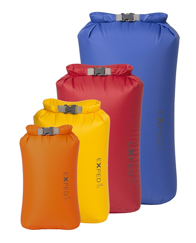 EXPED Fold Drybags (4 Pack)