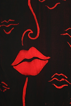 """Hot Lips"" - detail"