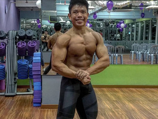 How do I stay ripped all year round?