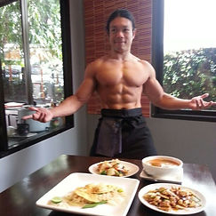a fit cook
